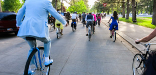 Salt Lake City Bike Prom